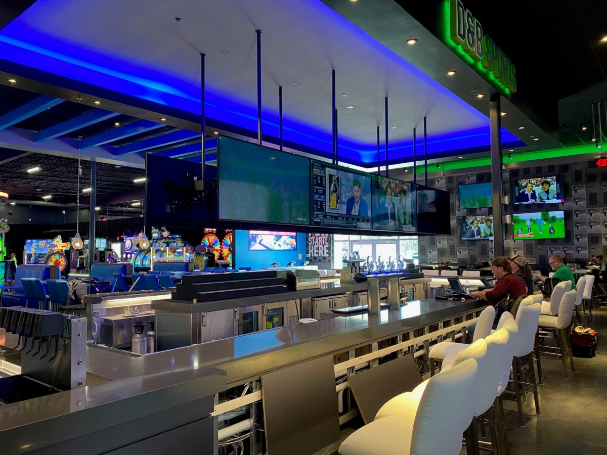 DAVE & BUSTERS GAINESVILLE, FL.